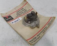 WHITE-RODGERS MANUAL RESET SNAP DISC LIMIT CONTROL 3L02-200