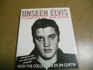 UNSEEN ELVIS 'CANDIDS OF THE KING' PICK UP OR POST.