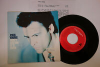 """PAUL YOUNG - DON'T DREAM IT'S OVER PROMO JUKEBOX SINGLE GERMANY 7"""" MINT UNPLAYED"""