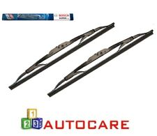 Bosch Superplus Front Window Wiper Blades For Dacia Duster