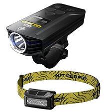 Nitecore BR35 1800 Lumen Rechargeable Bike Light   w/NU10 Headlamp