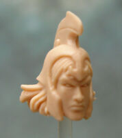 """MH444 Custom Cast Sculpt Male Elf head cast for use with 3.75"""" action figures"""