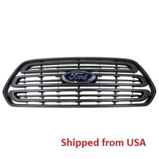 FORD TRANSIT 150 250 350 FRONT GRILLE GRILL w CAMERA HOLE & BADGE 2014 - 2021