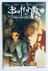 BUFFY The Vampire Slayer SEASON 9 Vol 5 THE CORE TPB RARE OOP Dark Horse