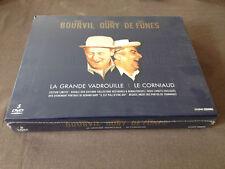 La Grande Vadrouille/Le Corniaud : 5 DVD + Livret - Coffret Collector - Neuf