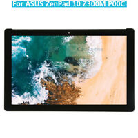 "For ASUS ZenPad 10 Z300M P00C Touch Screen LCD Display Replacement 10.1"" Black A"