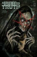 Department Of Truth #4 (2021) Nick Robles Cover C 1:10 Variant Image Comics