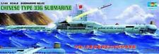 Trumpeter 755905 KIT 1:144 piano 33 g Sottomarino