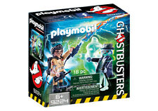 PLAYMOBIL Ghostbusters Spengler and Ghost Busters 9224