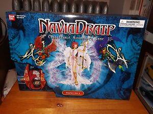 NAVIA DRATP COLLECTIBLE MINIATURES GAME, STARTER SET 2, NEW IN BOX, BANDAI, 2004