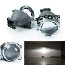 """2x 3"""" Bi Xenon Projector Lens for Car Headlight Use for D1S D2S D2H D3S D4S Bulb"""