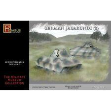 Pegasus Hobbies 7606 P245-010 tanques jaguarundi 1/72 escala kit plástico modelo