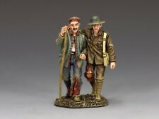 King & Country Toy Soldiers World War I WWI FW187 Back From The Front