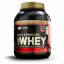 Optimum Nutrition Gold Standard Whey Muscle Building Protein Powder 2.27kg