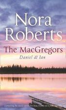 NORA ROBERTS  _____ THE MACGREGORS DANIEL & IAN _____ BRAND NEW ___ FREEPOST UK