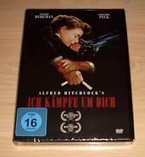 DVD - Ich Kämpfe um Dich - Alfred Hitchcock - Film Neu OVP