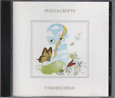 Seals & Crofts - Unborn Child - CD (Wounded Bird WOU2761 2007 U.S.A.)