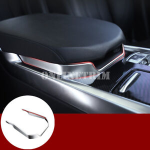 Inner Console Armrest Box Trim Cover For Land Rover Range Rover Sport 2014-2017