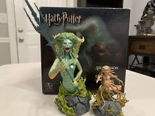 Merperson and Grindylow Gentle Giant Exclusive Bust Harry Potter Statue Figurine