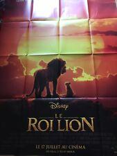 Affiche Neuve 120x160 «Le Roi Lion»/Disney