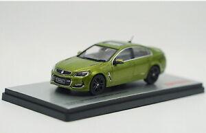 1/43 Holden VFII SSV Redline Commodore Green Diecast Car Model Toy Collection