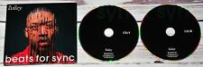 Wiley - Beats For Sync 2xCD PROMO Only Exclusives Big Dada Ninja Tune 20123