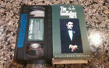 THE GODFATHER PART II RARE VHS TAPE! PARAMOUNT 1974 AL PACINO, TALIA SHIRE