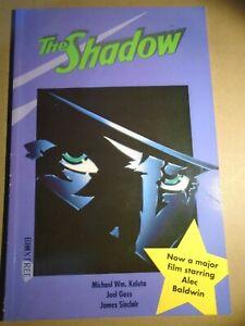 THE SHADOW MOVIE ADAPTATION Mike Kaluta Boxtree Comics Graphic Novel TPB