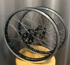 GT BMX Rhythm System Wheels 20""