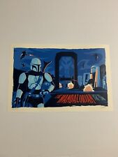 Dave Perillo The Mandalorian Chapter 3 Artist Proof #/49 Star Wars Ap The Child