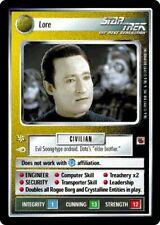 Star Trek CCG Fajo Collection Lore