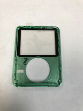 Green Apple iPod Nano 3rd Gen 3G Front Panel Replacement Faceplate Housing
