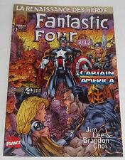 Fantastic Four # 3 [Heroes Reborn] VF Marvel France 1998