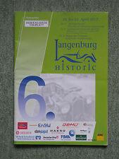 Giornale supplemento per lunghe Castello Historic dal 20. al 22. aprile 2012 Oldtimer