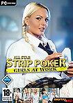 Girls at Work-Strip Poker PC All Star Strip Poker PC CD ROM