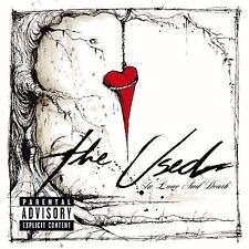 THE USED CD - IN LOVE AND DEATH [EXPLICIT](2005) - NEW UNOPENED - ROCK METAL