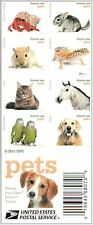 USA Sc. 5125a (49c) Pets 2016 MNH booklet of 20 diff.