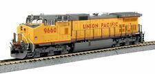 KATO 376633 HO SCALE UNION PACIFIC C44-9W 9660 w Ditch Lights 37-6633 NEW
