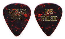 Eagles Joe Walsh Brown Guitar Pick - 2001 Evening With The Eagles Tour