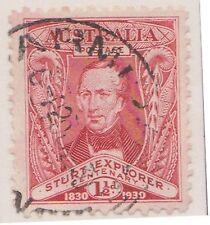 (Q19-71) 1930 AU 1½d Stuart Exhibition