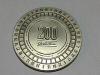 Moneda Metálica LUCKY 38 // Edicion Especial FALLOUT NEW VEGAS