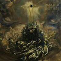 DARKEND - SPIRITUAL RESONANCE   CD NEU