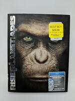 Rise of the Planet of the Apes Blu-ray Disc Only