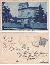 # CURA: VILLINO MARZI    1922