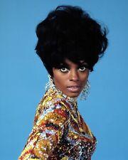 "Diana Ross 10"" x 8"" Photograph no 11"