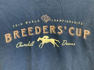 Breeder's Cup Churchill Downs Women's T Shirt 2010