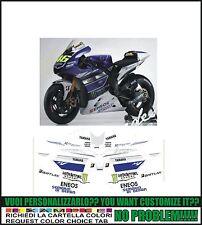 kit adesivi stickers compatibili r1 r6 moto gp m1 2013 rossi lorenzo