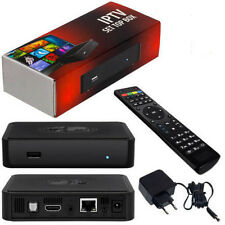 Original MAG 254 Latest Linux IPTV/OTT Box New Faster Processor uk plug