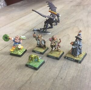 Citadel Vintage 80s - Lord of The Rings Collection Of Characters