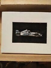 Formula 1 BMW Williams F1 car  Pin / With Back (2000)